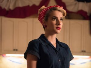 Emma Roberts as Chanel Oberlin.
