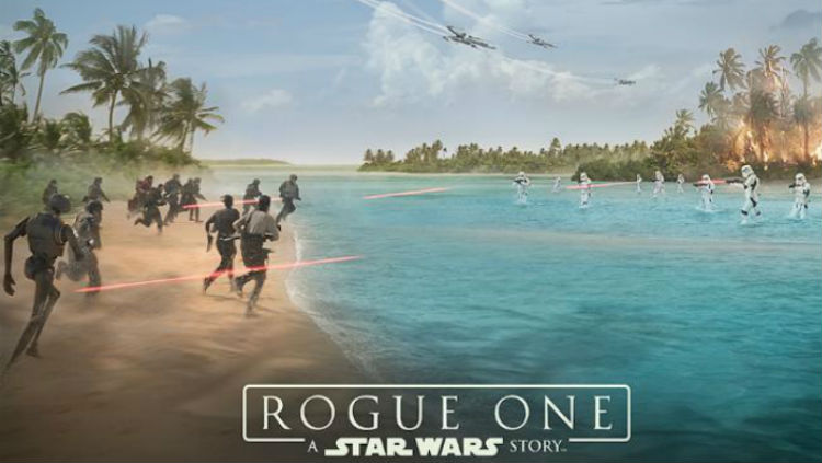 Imagined Dialogue For: 'Rogue One'