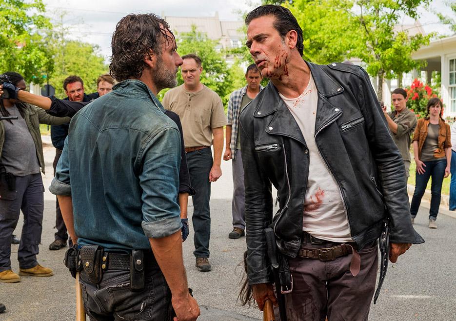 'The Walking Dead' Midseason Finale Recap: Boat Full of Holes