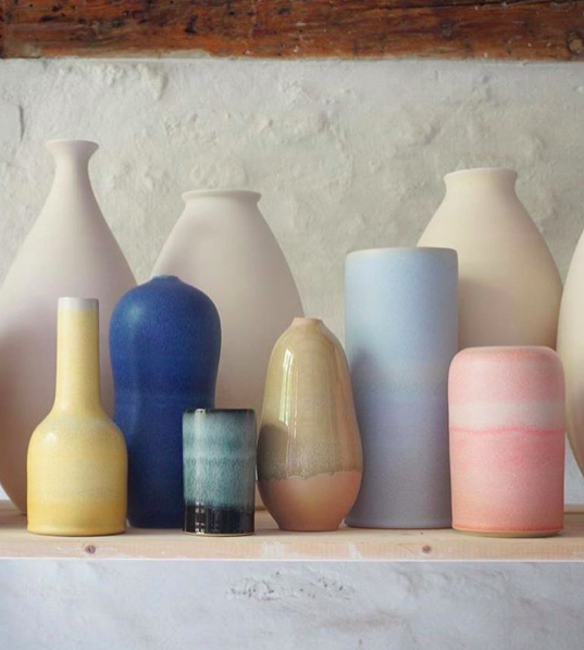 Watch Master Potter Eric Landon of Tortus Copenhagen Sculpt Ceramics