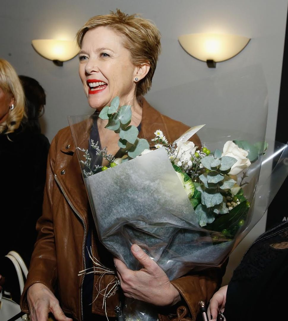 21st Century Woman: Annette Bening Honored at New York Stage & Film Winter Gala