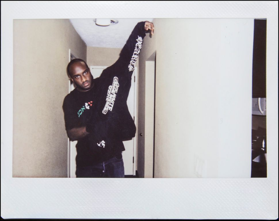 Kanye West's Creative Director Virgil Abloh Ranks the Best Music of 2016