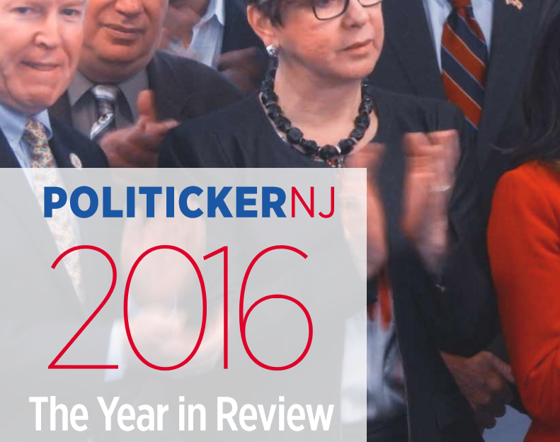 PolitickerNJ Observer's (Full!) 2016 Year in Review