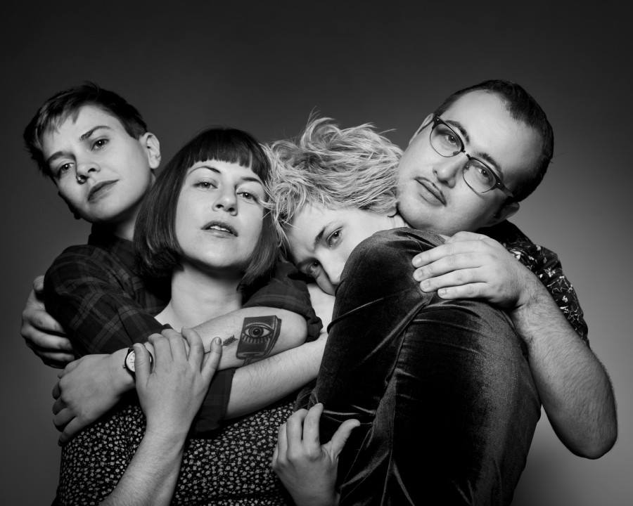 D.C. Punks Priests on Outrage, Organizing, and Fighting Trump