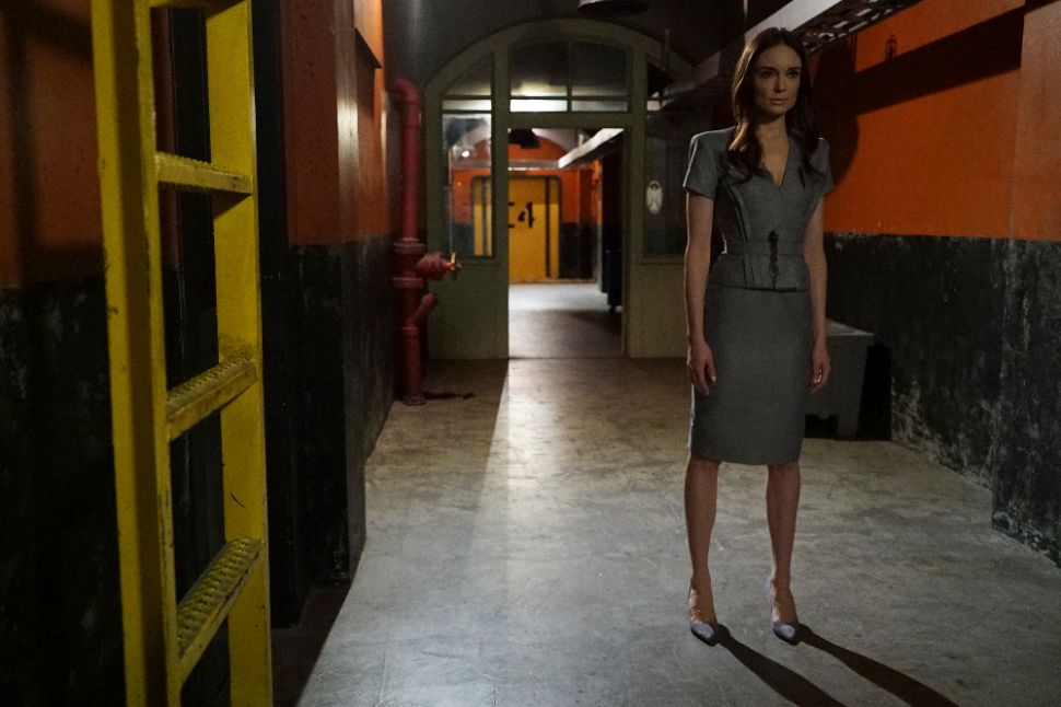 'Marvel's Agents of S.H.I.E.L.D.' Recap 4×09: Robots Need Love Too