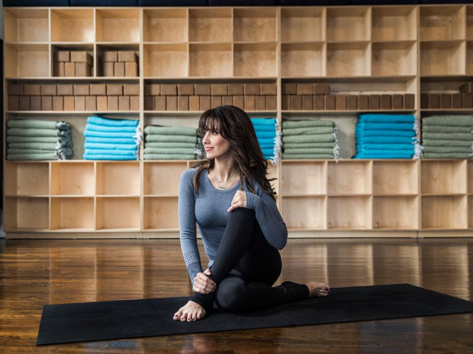 Hilaria Baldwin on Yoga With Alec and Her New Book