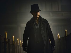 """TABOO -- """"Episode 1"""" (Airs Tuesday, January 10, 10:00 pm/ep) -- Pictured: Tom Hardy as James Keziah Delaney."""