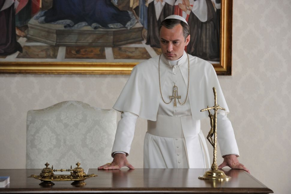 'The Young Pope' Season Premiere Recap: Cherry Coke Zero to Cherry Coke Hero