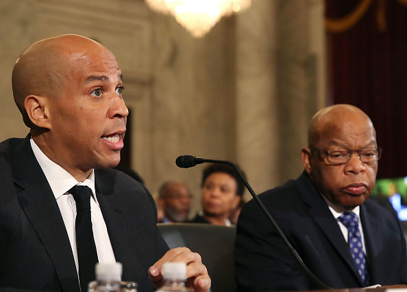 Why Did Cory Booker Testify Against Jeff Sessions?