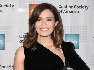 Mandy Moore bought a new Pasadena home.