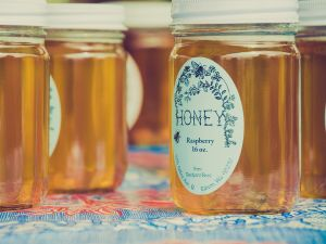 Raw honey is both a natural sweetener and a potent health supplement.