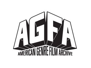 Logo for American Genre Film Archives.