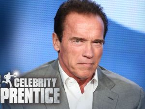 Arnold Schwarzenegger: host of The New Celebrity Apprentice.