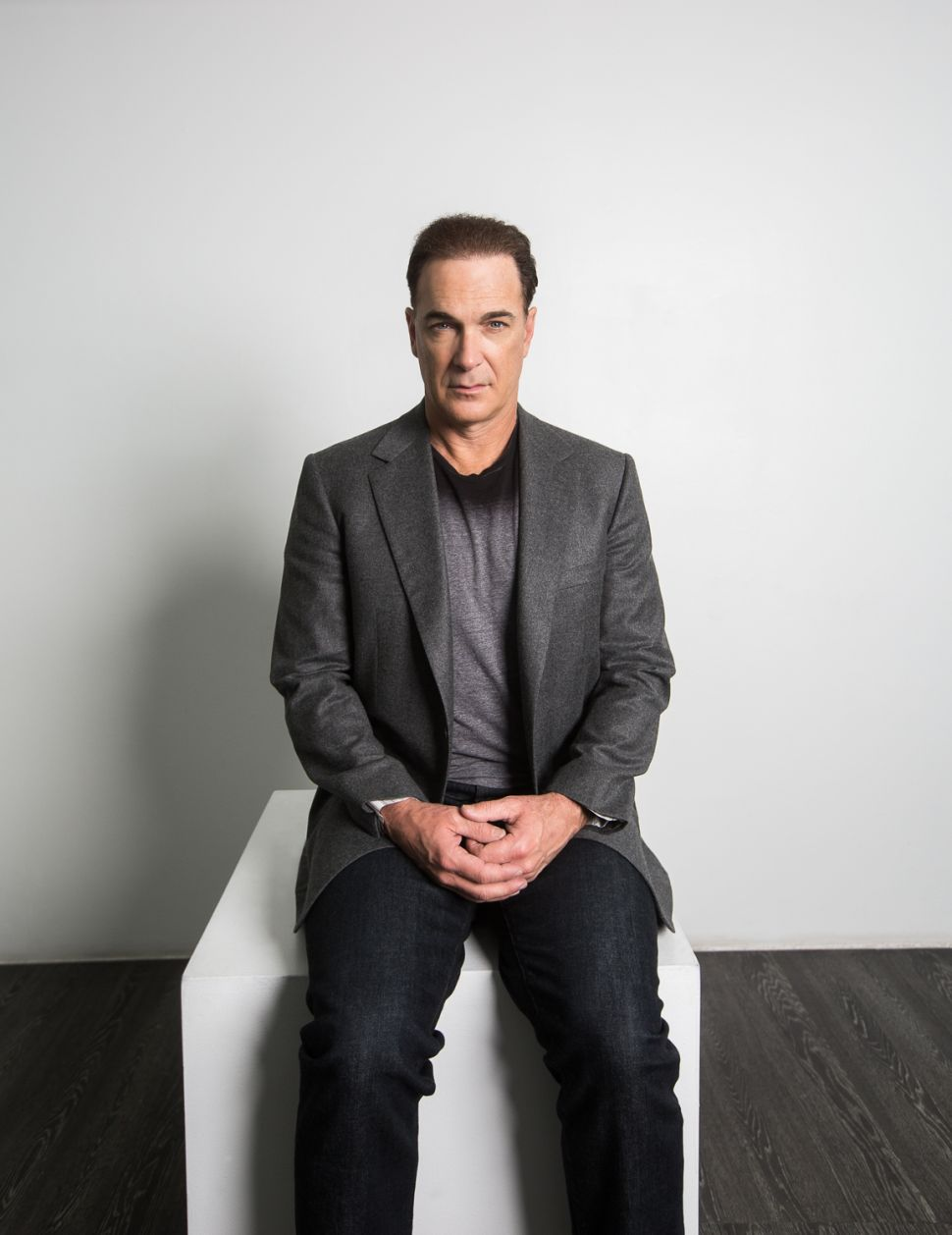 Patrick Warburton Brings Lemony Snicket Out From Behind the Page