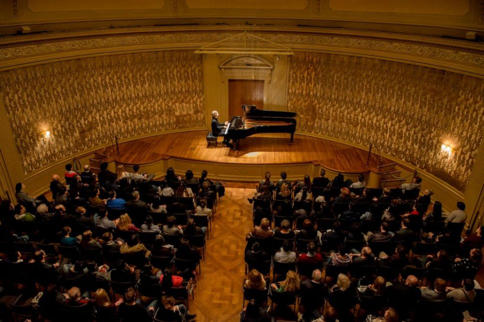 2017 Concerts at The Frick Collection Are a Work of Art