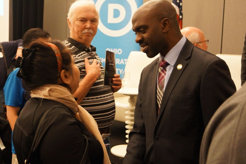 Bronx Borough President Backs Michael Blake for DNC Vice Chair
