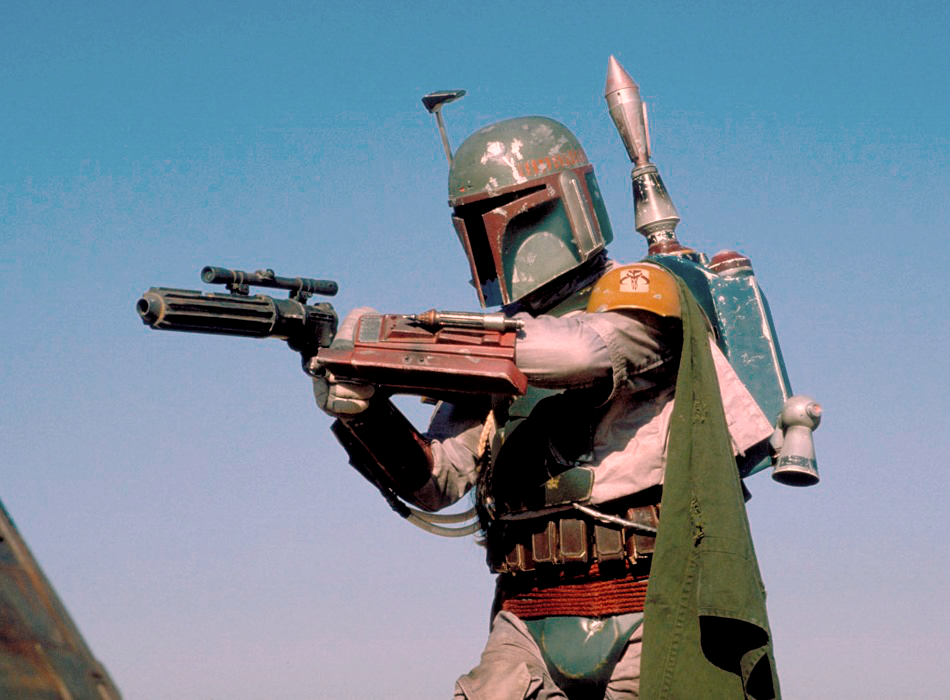 Why Do People Think Boba Fett Is Cool?