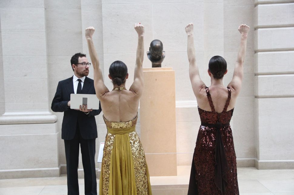 How to: Break a Sweat at The Met