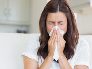 Allergy sufferers can use a new app to track their symptoms.
