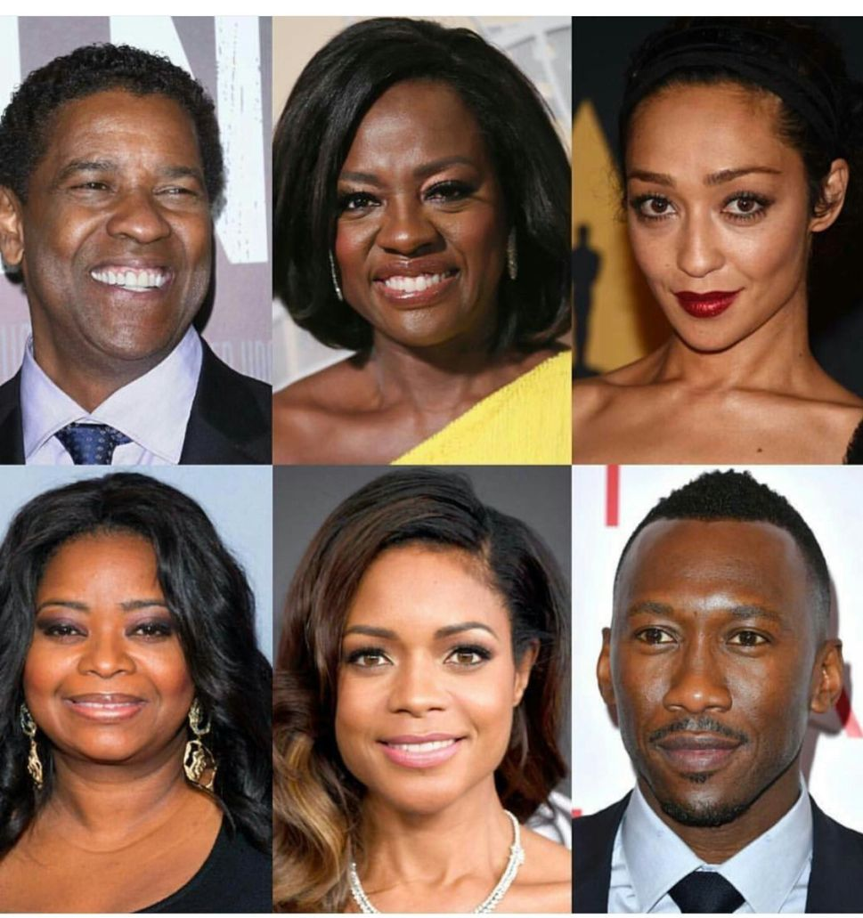 Twitter Celebrates Diverse Oscar Nominations After 2 Years of #OscarsSoWhite