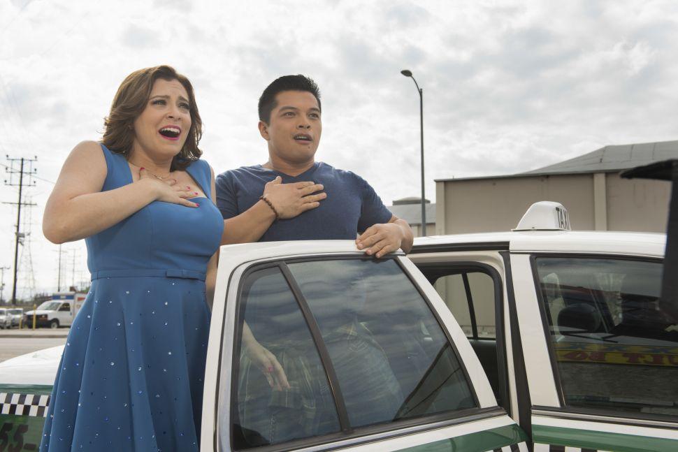 Why So Blue, Rebecca? Costume Call-Backs on 'Crazy Ex-Girlfriend'