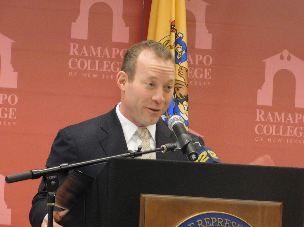 Gottheimer Introduces Bill on LGBT Credit Safeguards