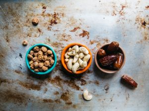 Even some healthy foods, such as nuts, olive oil and avocados, are extremely high in calories and can lead to weight gain.