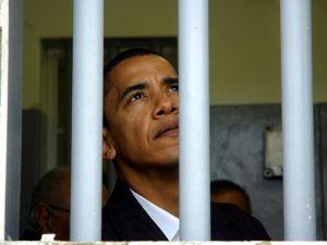 Barack Obama, August 2006.