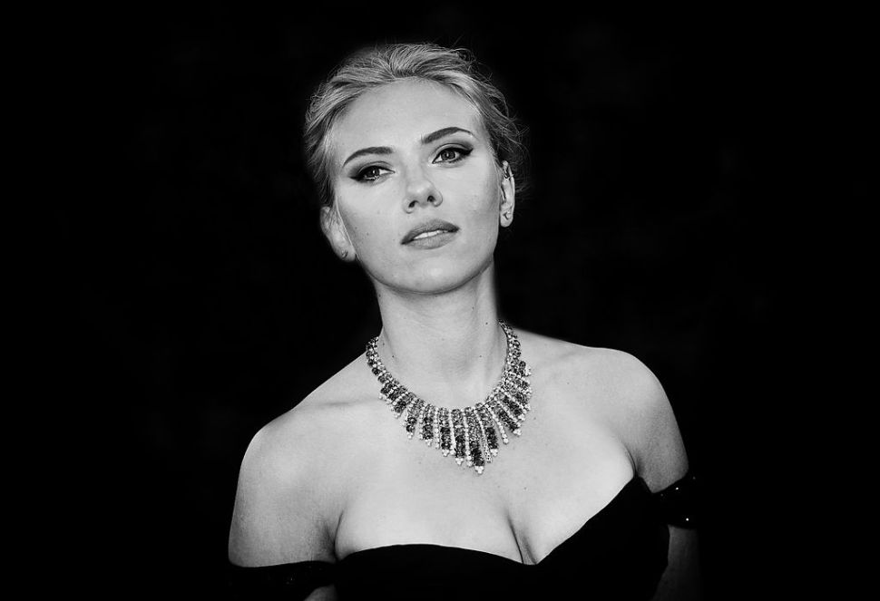 Scarlett Johansson Is Hollywood's Highest-Paid Actress
