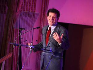 Journalist Nicholas Kristof