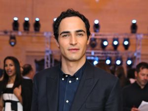 Fashion designer Zac Posen is headed uptown.