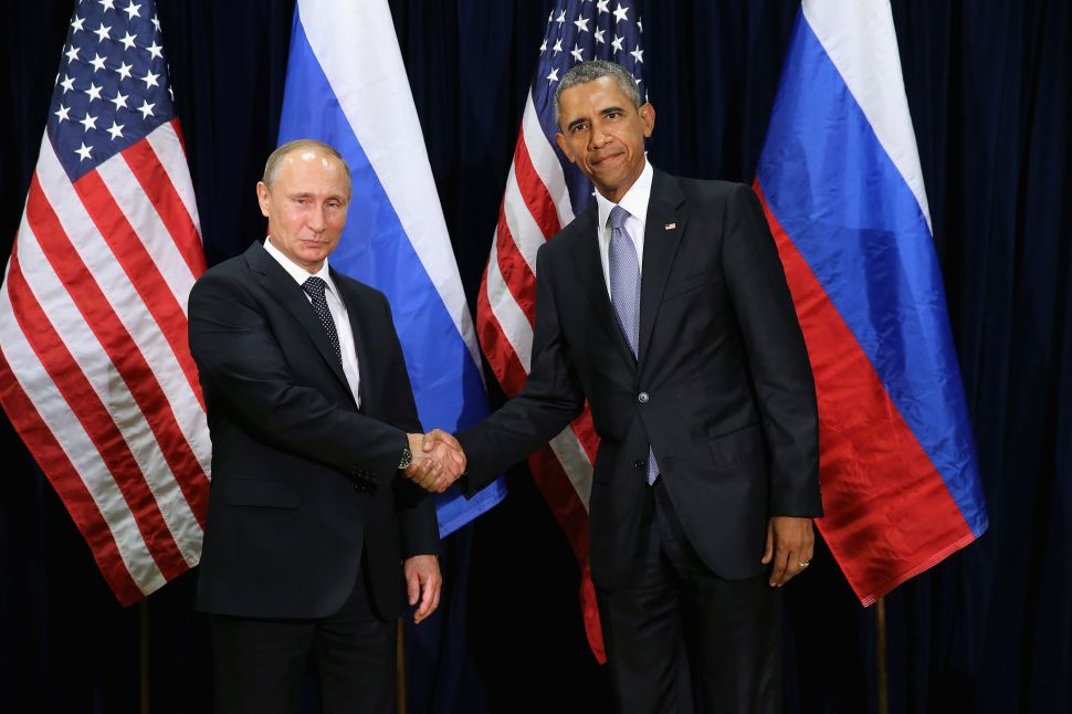 Putin Zings Obama With Vicious Historical Insult