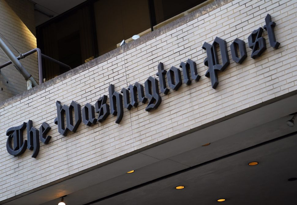 Mainstream Media Ignores Washington Post Race Discrimination Case