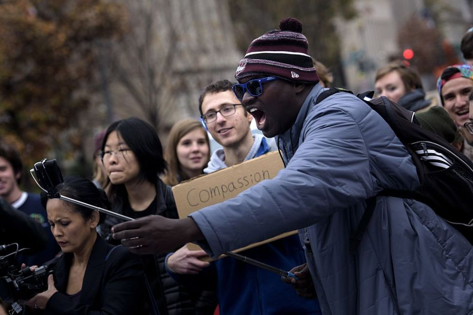 Cell Phone Surveillance at Peaceful Protest Draws Lawsuit Against Chicago Police