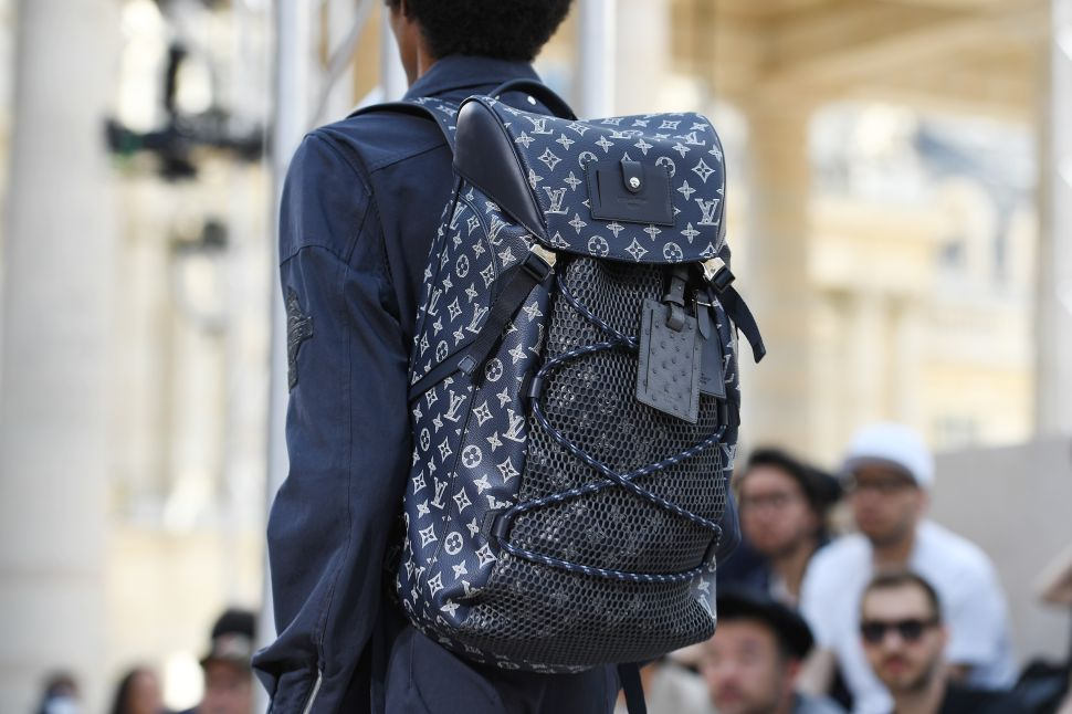 Supreme and Vuitton Might Collaborate; Macy's Faces Misery