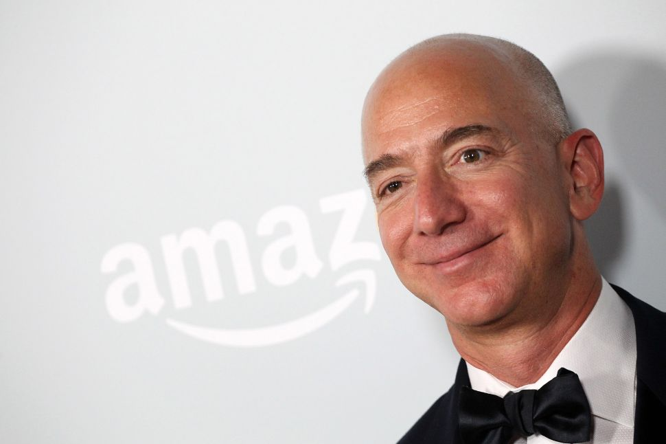 Jeff Bezos Was the Richest Man in the World for a Few Hours