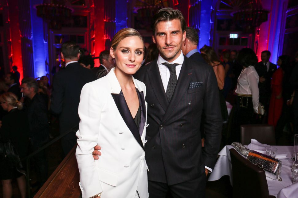 Olivia Palermo and Johannes Huebl Are Staying Put in Dumbo