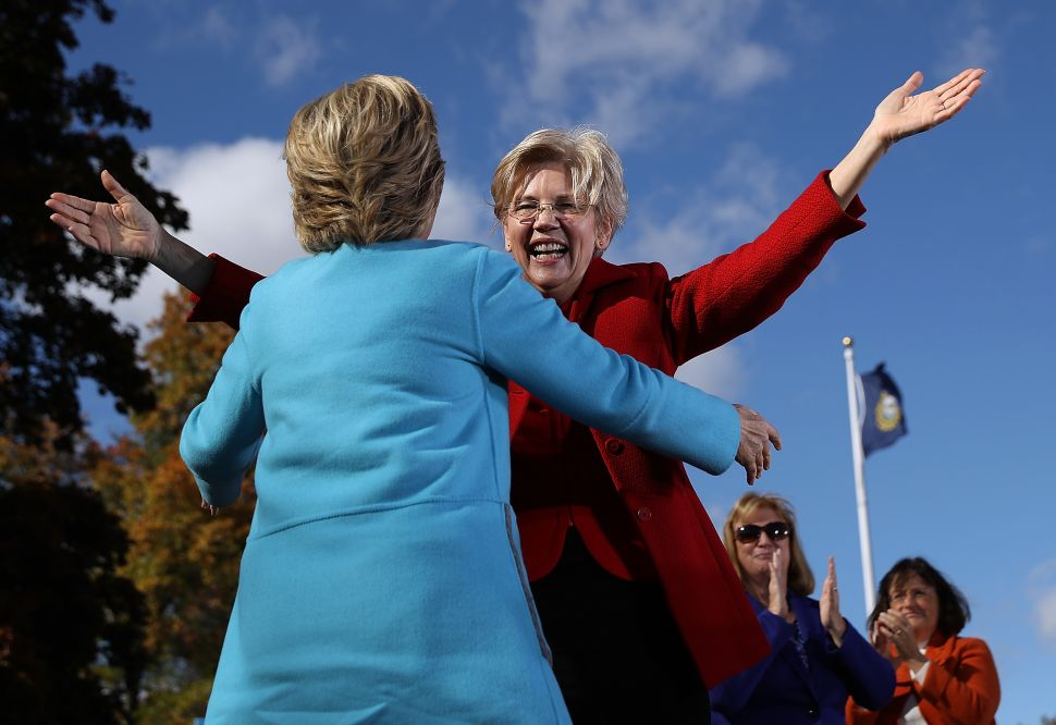 Warren to Run for Re-election, Will Continue to Sell Out Progressives