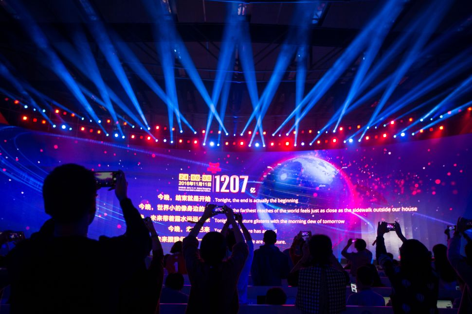 Singles' Day Celebrates China's Most Prized Demographic: The Unattached