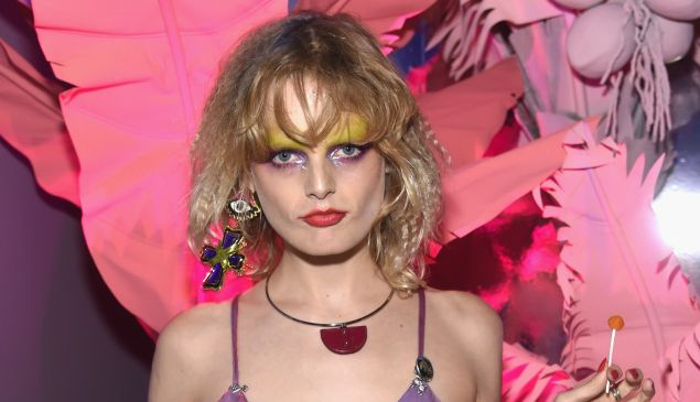 NEW YORK, NY - NOVEMBER 17: Model Hanne Gaby Odiele attends as Marc Jacobs celebrates #MarcTheNight on November 17, 2016 in New York City. (Photo by Jamie McCarthy/Getty Images for Marc Jacobs)