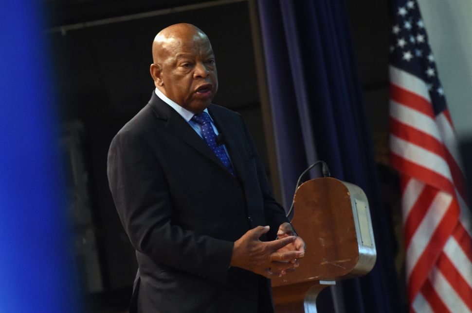 John Lewis, a Lynching Apology and Unity Come to Small Town Georgia