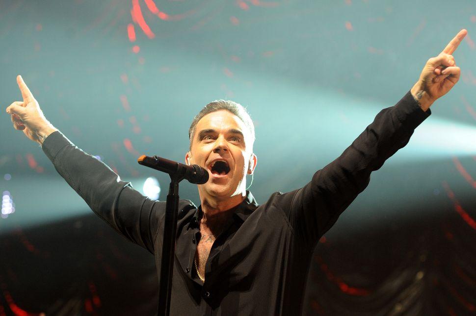 DJ Khaled Nabs Major Key From Robbie Williams