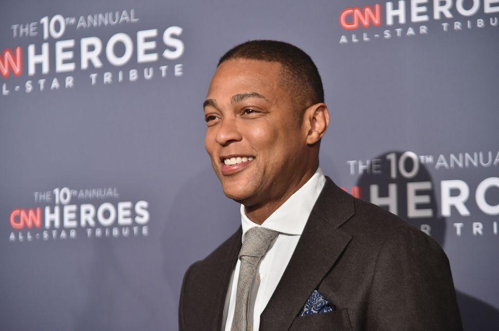 Don Lemon Offloads Spare Harlem Abode
