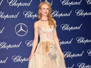 Nicole Kidman in Dior.