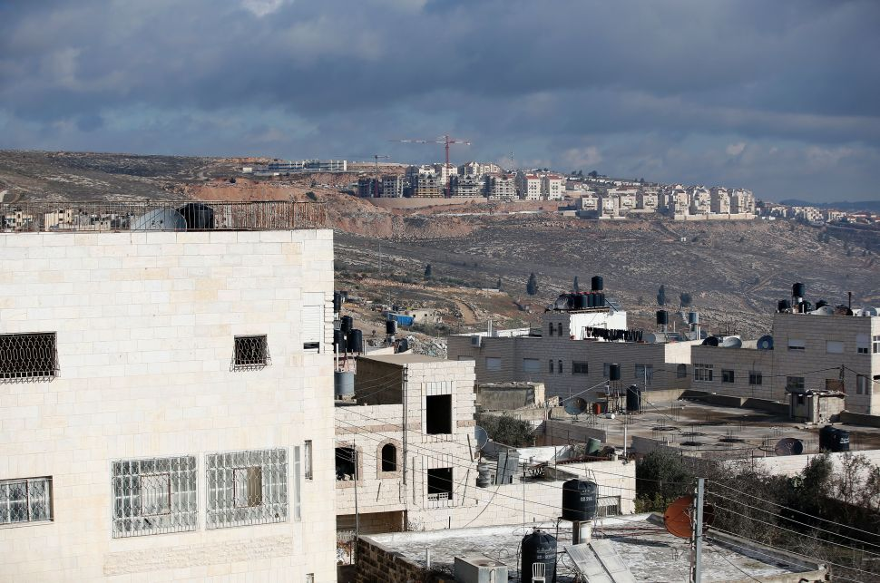 Jewish Settlements Are Not an Obstacle and They're Not Illegal