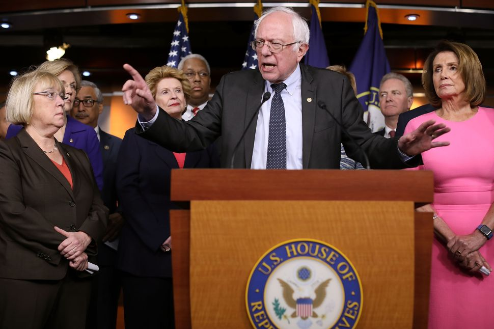 Keith Ellison Asks Sanders to Sell Out Supporters