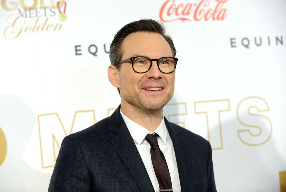 No Hacking Necessary: Christian Slater Sells Very Real Home