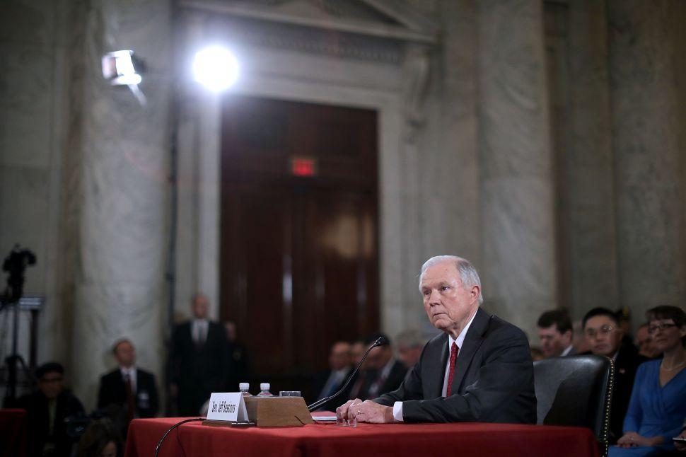 Why 'Progressives' Go Berserk Over the Thought of Senator Sessions