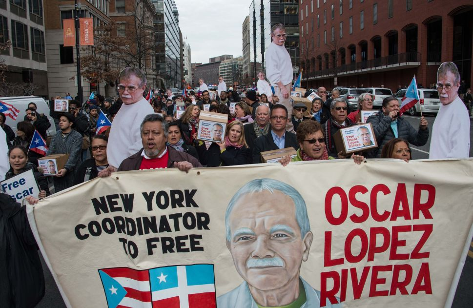 NYC Puerto Rican Parade to Honor Nationalist Oscar López Rivera as a 'Hero'