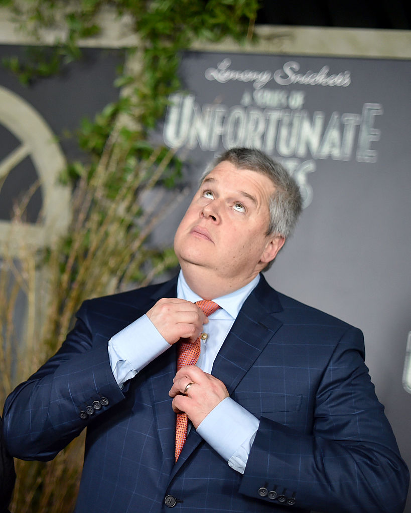 A Series of Unfortunate Questions With Daniel Handler